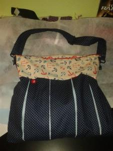 Tasche maritim