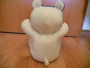 19 Teddy hinten